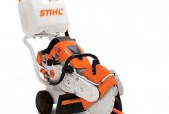 Шоврезчик (бетонорез)  STIHL TS 800 на тачке layl