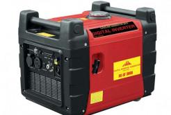 Инверторный генератор Honda 3кВт, 90кг 3Xaw