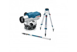 Оптический нивелир Bosch GOL 26 D + штатив BT 160 + линейка GR 500 3OXL