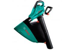 Воздуходувка, садовый пылесос BOSCH 2,5 кВт, поток воздуха 85м/с ldDx