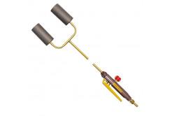 Газовая горелка для рубероида, для кровли ГВ-252 ldEE