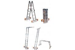 Лестницы-трансформеры (четырехсекционные) высотой до 4,7 м mQZN