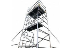 Алюминиевая вышка-тура BOSS 13 м 0,91 м kMz5