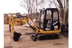 Мини экскаватор Caterpillar 301.7 EvW4