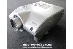 Мультимедийный подвесной проектор «Sharp XG-P25X» ov49
