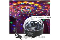 Динамический LED прибор Hot Top BRILIANT Nya1