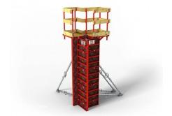 Опалубка для колонн LiCO 4Eqg
