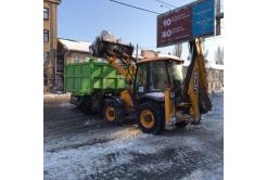 Услуги экскаватора - погрузчика JCB 3CX в Одессе. RyMR