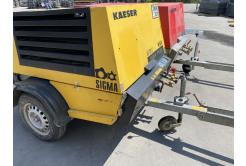 компрессор дизельный передвижной KAESER M50 55nm
