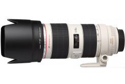 Объектив Canon 70-200 F2.8L для полного кадра и для кроп oNYp
