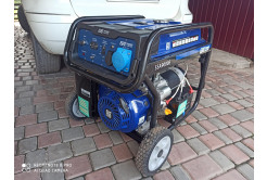 большой выбор однофазных и трёхфазных бензиновых генераторов VRx6