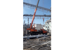 Автокран 25 тонн v8DK