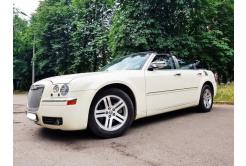 220 Кабриолет Chrysler 300C белый 8Jge