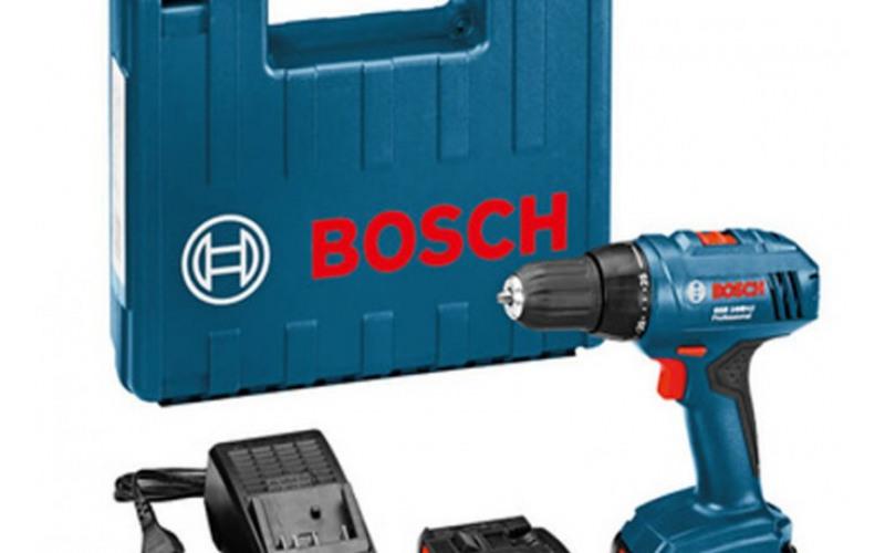 Аккумуляторная дрель-шуруповерт Bosch С АКБ, макс диам. 25мм jqP2