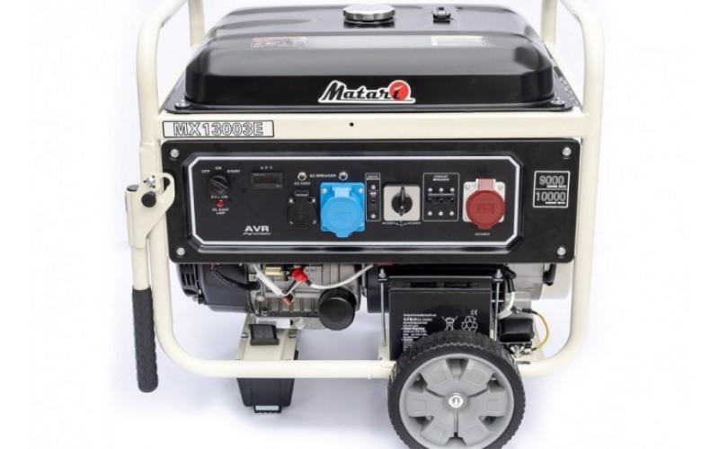 Бензиновый генератор 9 кВт однофазный/трехфазный 2yap