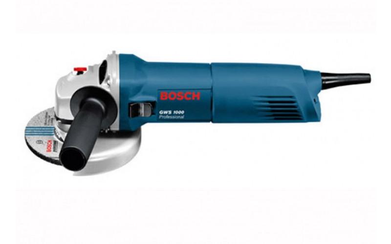 Шліфмашина кутова Bosch GWS 1000 jwX9