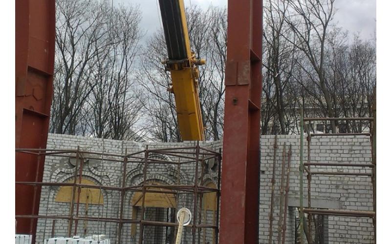 Леса строительные ригельные 2qeP