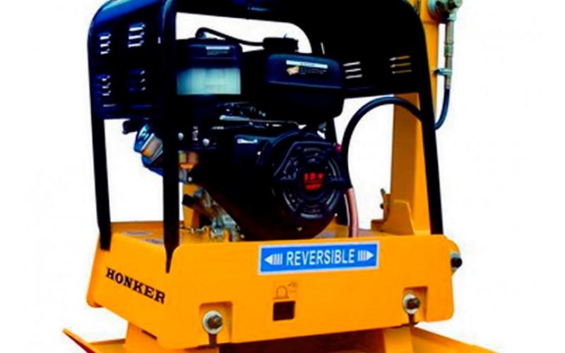 Виброплита Honker 330кг, сила удара 3,8 тонны jJRO