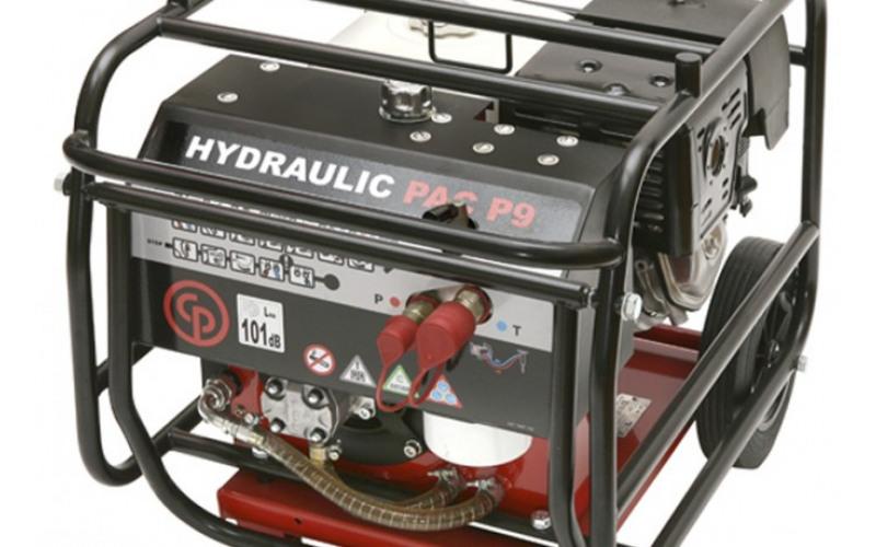 Гідравлічна станція PAC P9 Тиск 150бар, вага 72кг 3DVn