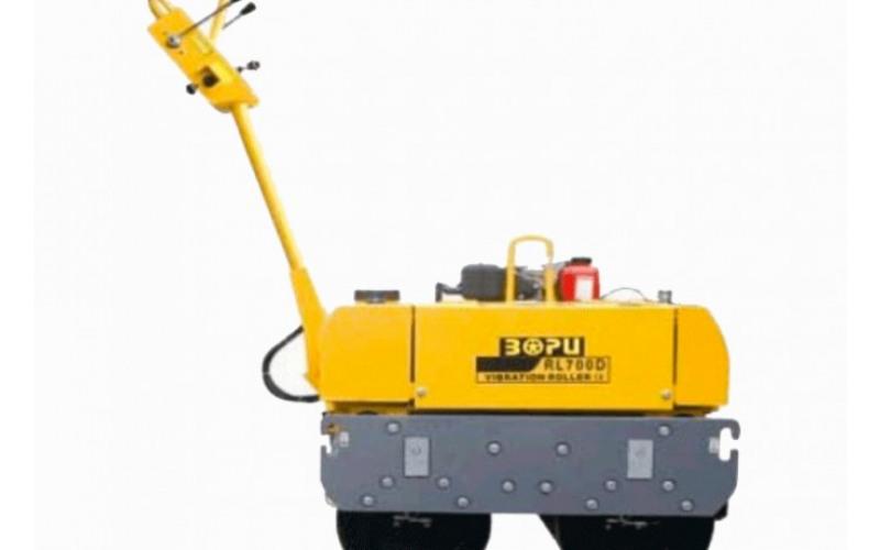 Вібраційний коток 700кг, сила ущільнення 2,4 тонни jx6k