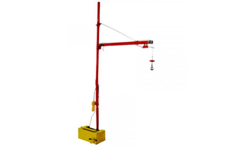 Кран поворотный, высота подьема 25м lYW1