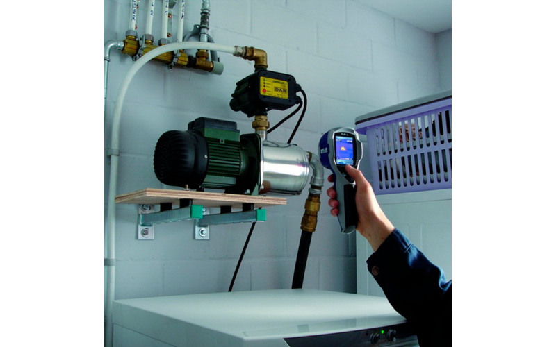 Тепловізор Flir E70, похибка 0.05°C, 0,8 кг l6Po