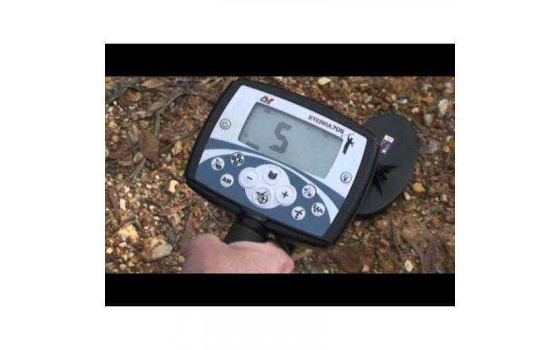 Металошукач Minelab X-Terra Глибина виявлення: 20-35 см, 1,3 кг j5Pp