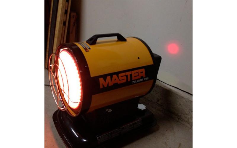 Рідкопаливний інфрачервоний нагрівач MASTER XL 6 17кВт lQJd