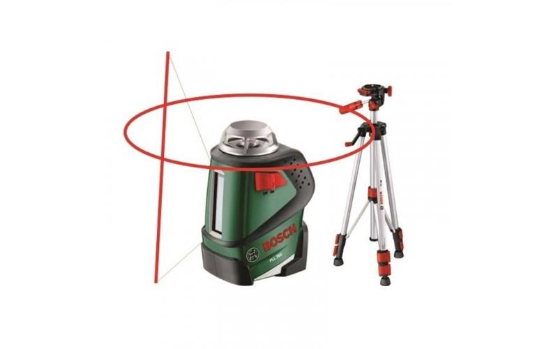 Нівелір лазерний Bosch PLL 360 в Харкові та Києві Діапазон 20м, Точність ± 0,4 мм/м l1em