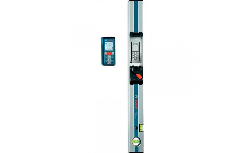 Уклономер цифровой Bosch GLM 80 + Линейка R60 Prof. диапазон 80м, Точность +-1мм/м 1.5 jLZ7