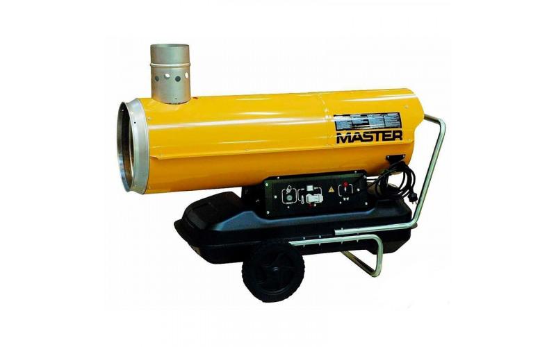 Дизельный нагреватель Master BV290 E 81кВт lREr