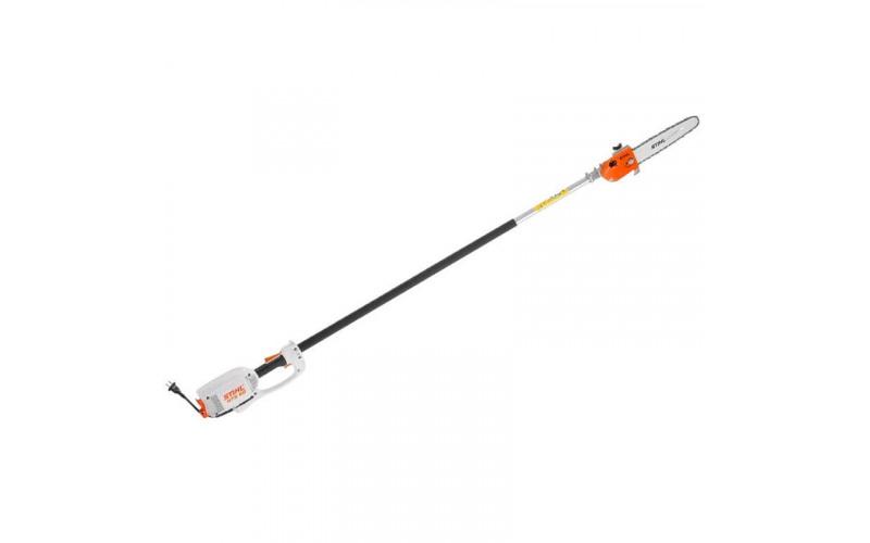 Высоторез электрический STIHL HTE 60, кусторез Длина пилы 30 см, 4,5кг l7XR