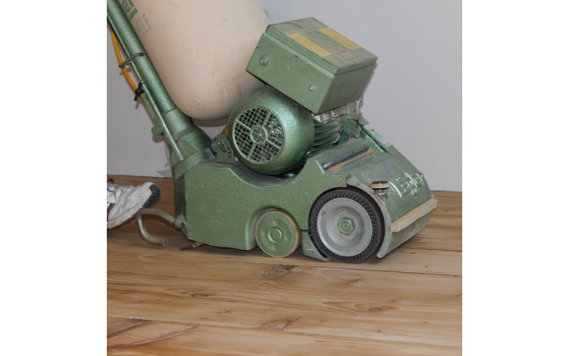 Паркетошлифовальная машина Lagler Hummel ширина обработки 200мм jLJK
