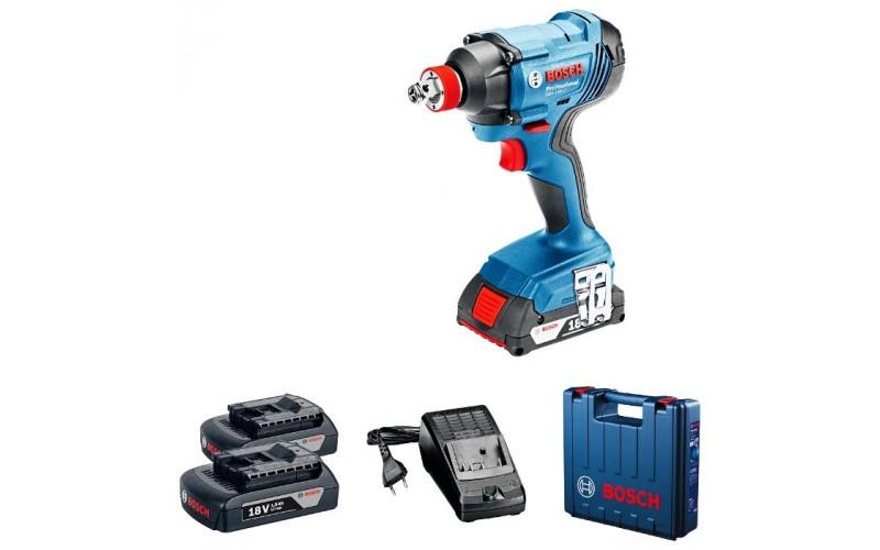 Акумуляторний гайковерт Bosch Professional 180-LI gOO9