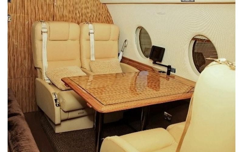 Gulfstream G200 самолеты evPQ