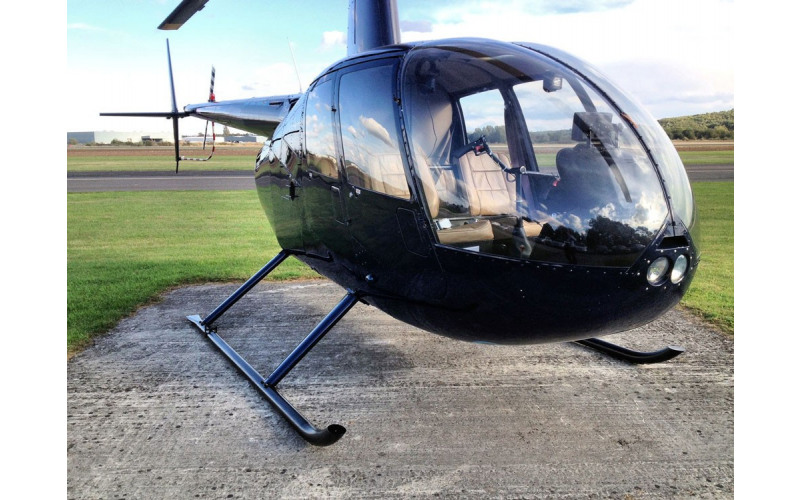 Вертолет Robinson R44 DpaE