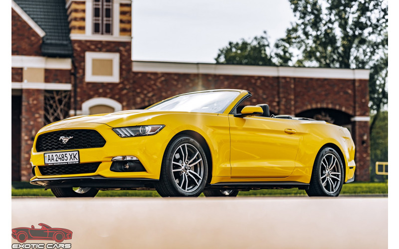 Ford Mustang yA7R