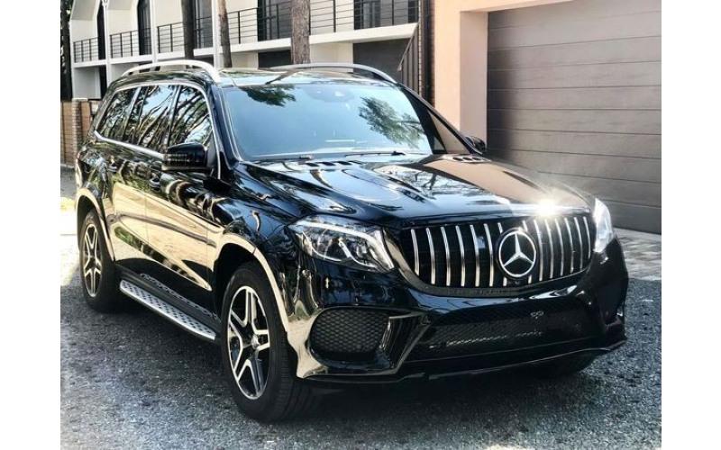 321 Внедорожник Джип Mercedes GLS 2019 ZROz