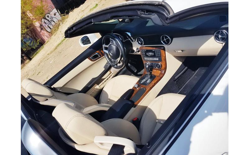 Кабриолет Mercedes SLK 250 кабриолет на свадьбу yABY
