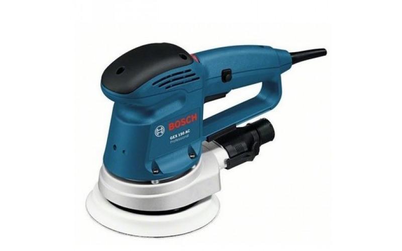 Эксцентриковая шлифмашина Bosch GEX 150 AC ZRYp