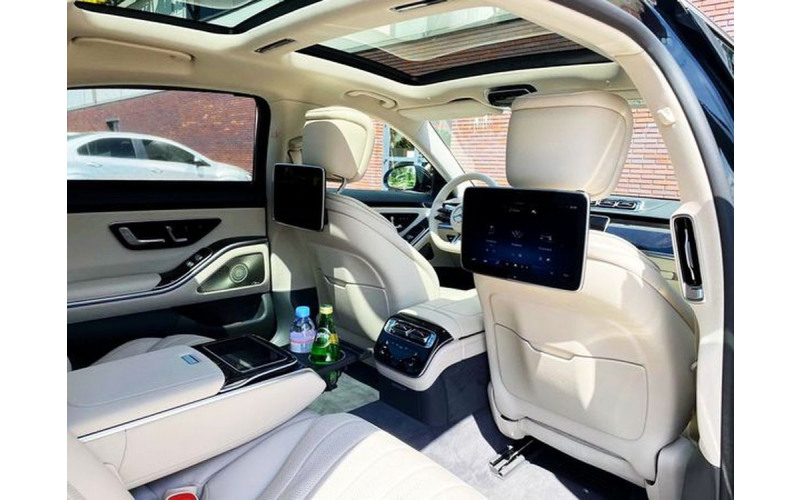048 Vip авто Mercedes 223 на свадьбу WRYd